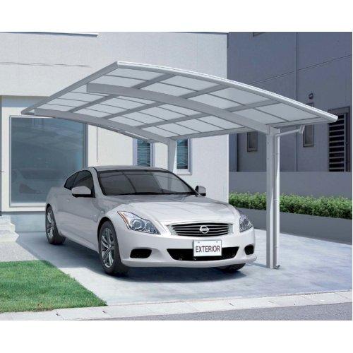 Modern stylish car canopy car garage tents single slope ...
