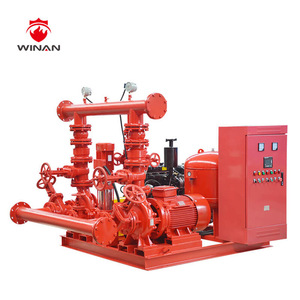 Fire Water Pump with Diesel Engine Fire Pump for Foam Fire Suppression System