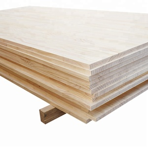 High quality of pine finger joint board