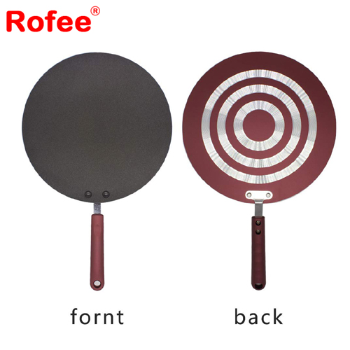 30 Cm Anti Lengket Keramik Dosa Tawa/Griddle India 11.8-Inch