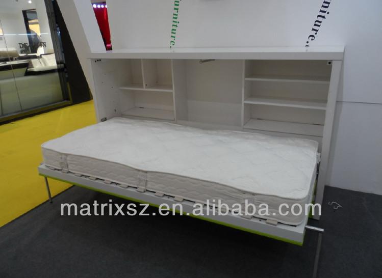 Di alta qualit design italiano mobili letto nascosto di for Design di mobili in legno letto