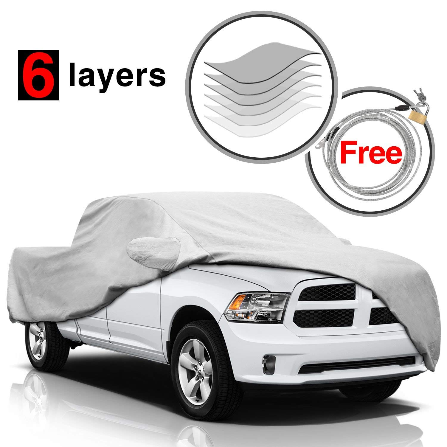 Cheap Dodge Truck Cover Find Deals On Line At. Get Quotations Kakit 6 Layers Dodge Ram Truck Cover For 1500 2500 3500 Crew Cab 1998. Dodge. Dodge Lcf Series Trucks Wiring At Scoala.co