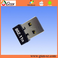 2.4GHz network card 150Mbps wireless adapter 802.11n RT8188CUS alfa 802.11g high power wireless usb adapter