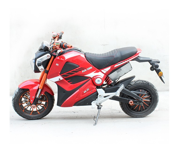 2017 New Design Adult Sports Electric Motorcycle With