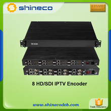 Wireless Streaming Video Encoders youtube live, Encoder IPTV H.264/H.265