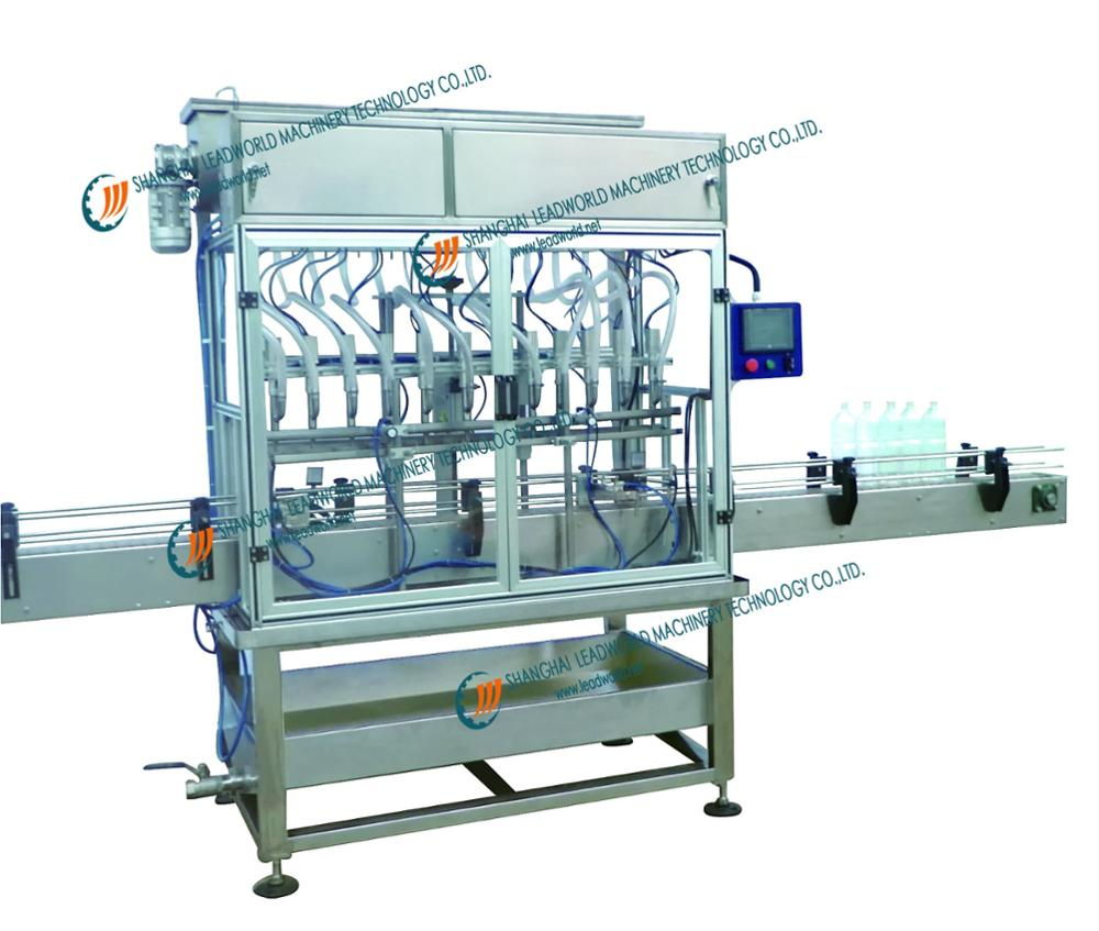 automatic Production line China origin water filling machine