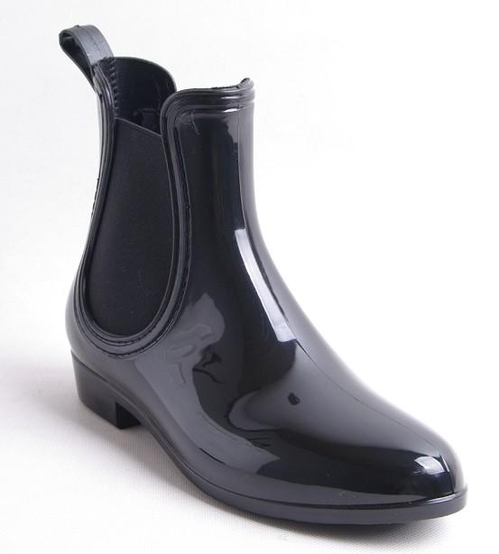 2015 Women Chelsea Pvc Ankle Rain Boots - Buy Chelsea Boots ...