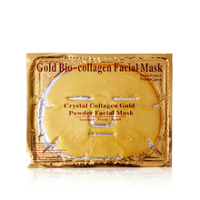 Collagen gold face mask natural thailand beauty products