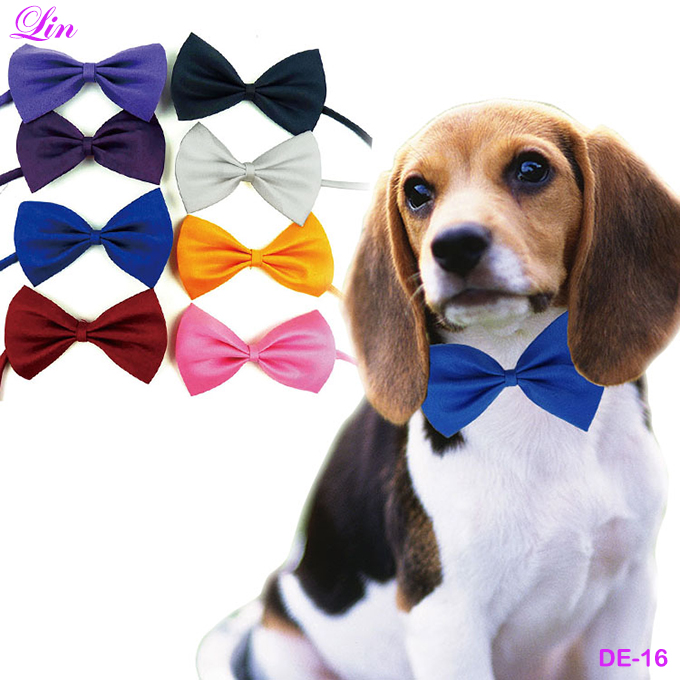 Free Shipping by DHL/FEDEX/SF <strong>Pet</strong> Grooming Accessories Cat Dog Bow Ties