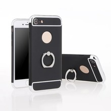 Finger Strap Ring Smart Phone Back Sticker Universal Stand Case Cover For Iphone 7&7 plus