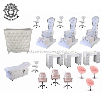 pink colored salon chairs hairdressing chair hair salon chairs for sale