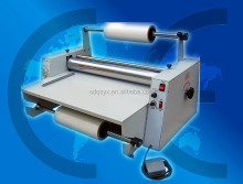 auto hot laminator 650mm , paper hot lamination machine A3