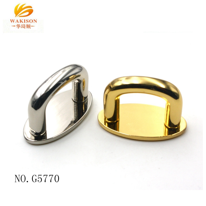 High End Gold 30mm Handtas Riem Connector