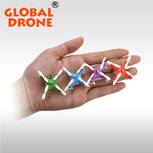 The latest CX-STARS 2.4G 4CH 6 Axis Gyro rc Mini Remote-Controlled Quadcopter with LED light