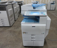 Ricoh copier used color photocopy machine mpc5560c