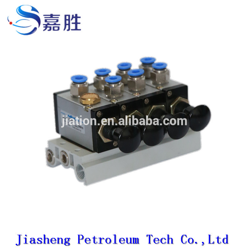 hot sell Loading and Unloading Hand Control Button Valve or Pneumatic Switch