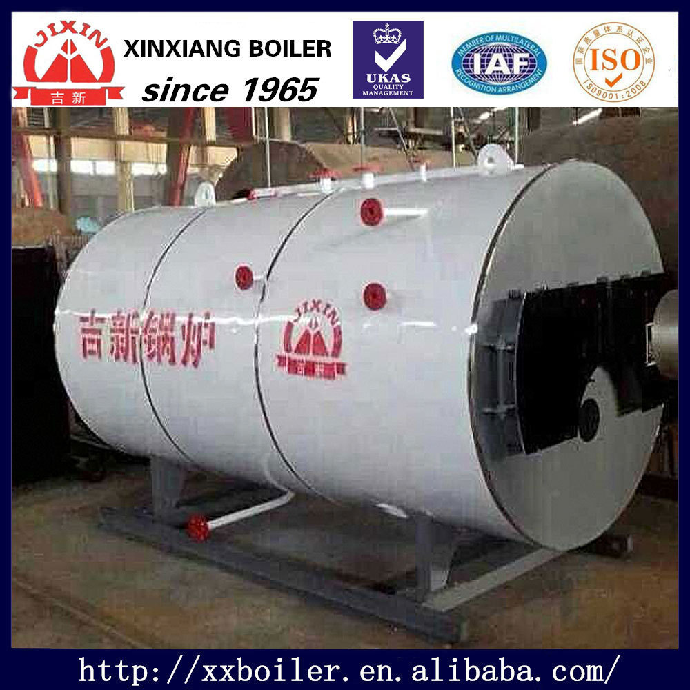 wns series Latest technology oil or gas fuel steam engine generator,solid fuel boiler