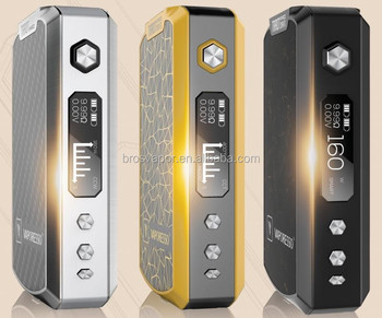 vaporesso target 2 75w vt Tarot Pro Mod Powered by Dual 18650 Cells 200W Powerful Upgraded Box Mod Supports TC VW Modes