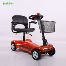 Cheap Hot Sale Chinese Lithium Batteries Electric Mobility Scooter Motor Single Seat With Four Wheel For Disabled People