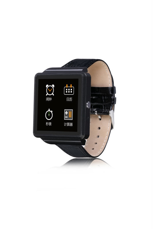2014 New 1.5 inch Smart Watch with Phone sport health smart watch