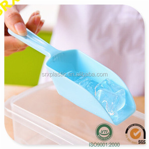 NEW 16 OZ ice scoop for ice cube, Plastic ice scoop fruit sorbet candy wedding sugar party, OEM plastic ice scoops manufacturer