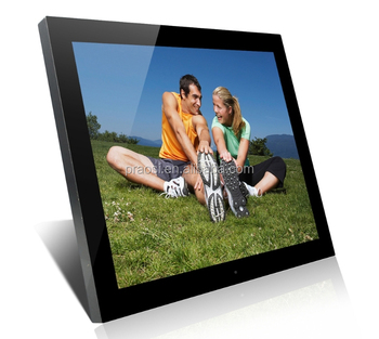 Sex Video Playback Tft Lcd Square Screen Digital Picture Frame 17
