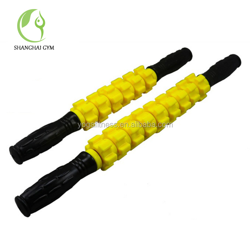 waterproof rolling facial massage stick for runners
