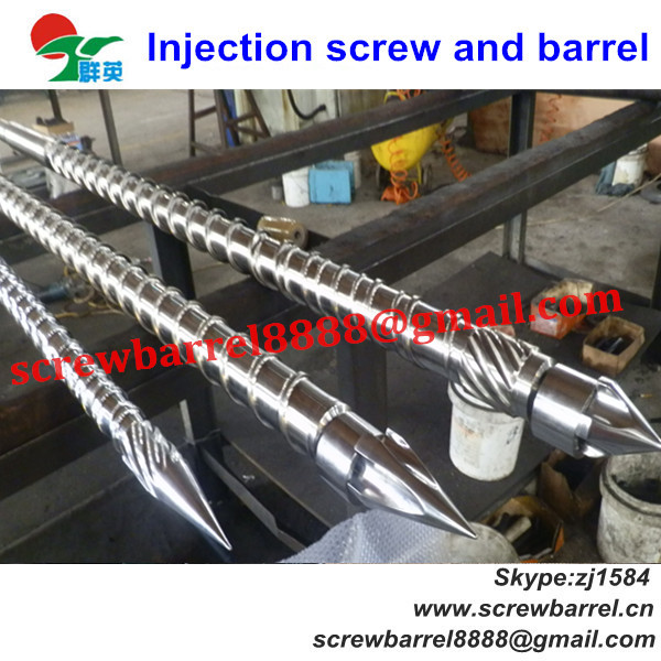 San Shun (Xiong Xin) injection machine injection screws and barrels manufacturer BORCH