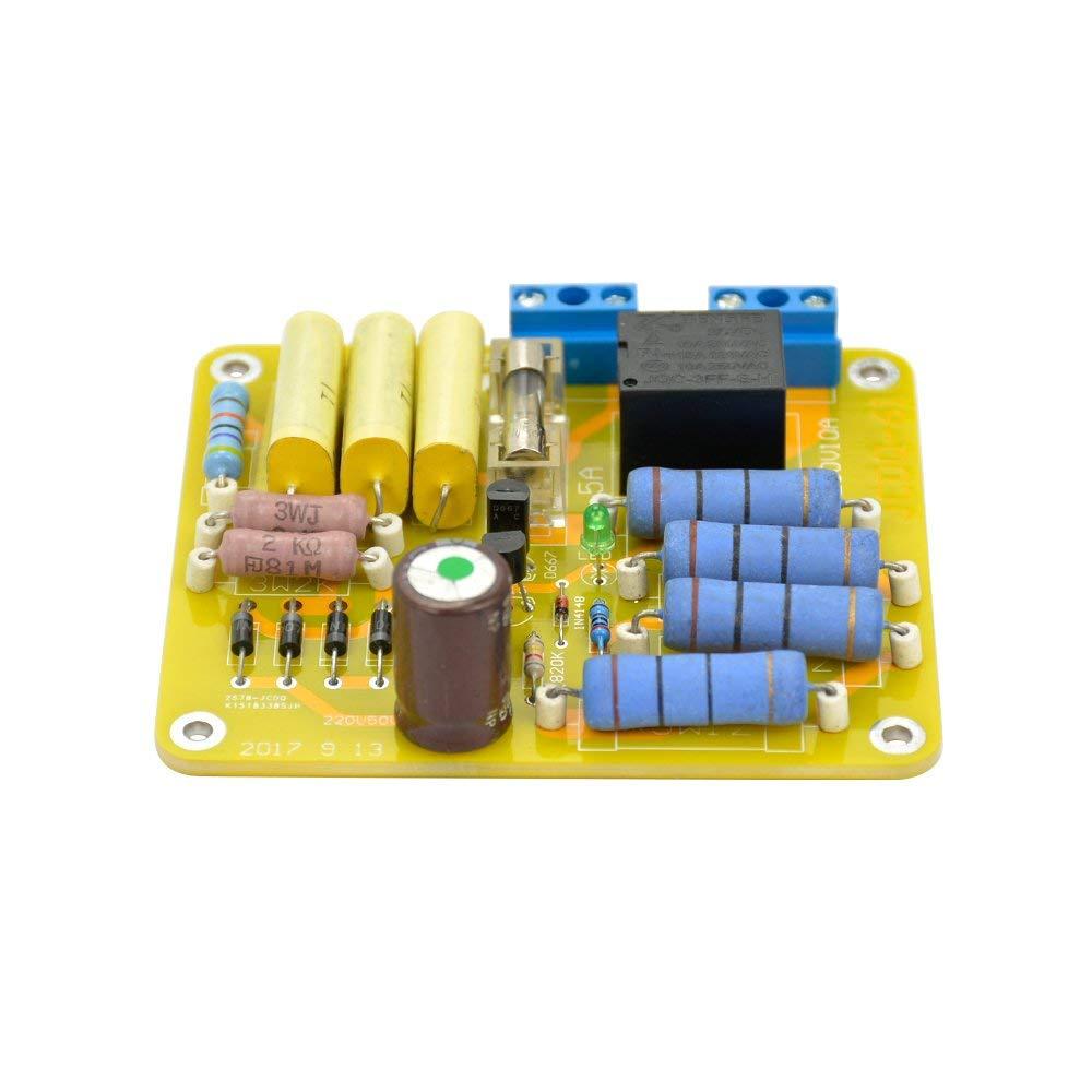 AOSHIKE 220V 1000W Transformer Delay Power Soft Start Protection Board for Amplifier AMP