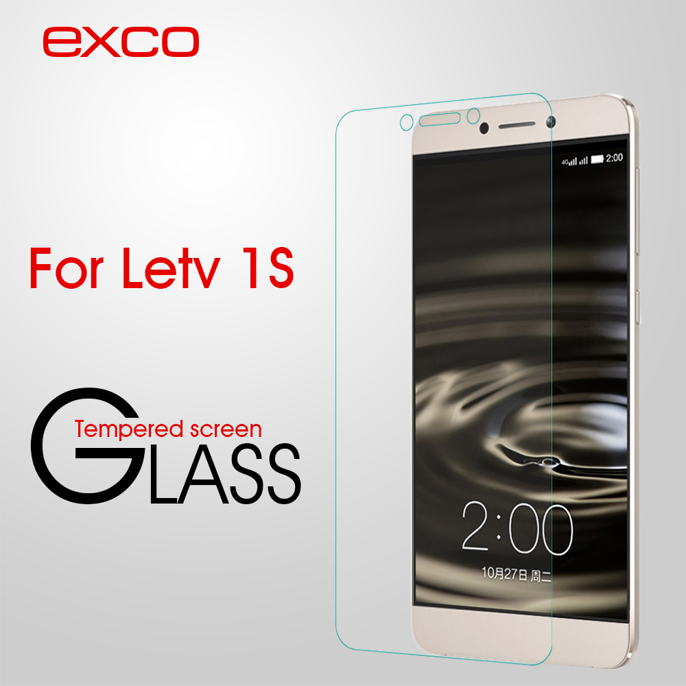 EXCO mobile accessories Premium 0.3mm 9H Tempered Glass screen protector for Letv 1S