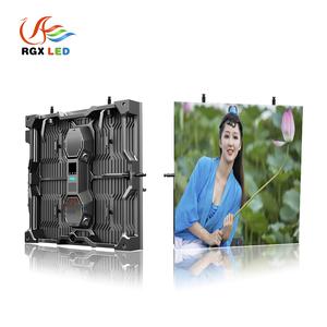 free led edit software P2 976 led 4k screen panel cabinet 500*500
