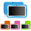 Hot Selling 7 Inch Children Tablet Quad Core 1024X600 HD Screen 512MB 8GB Kids Learning Tablet