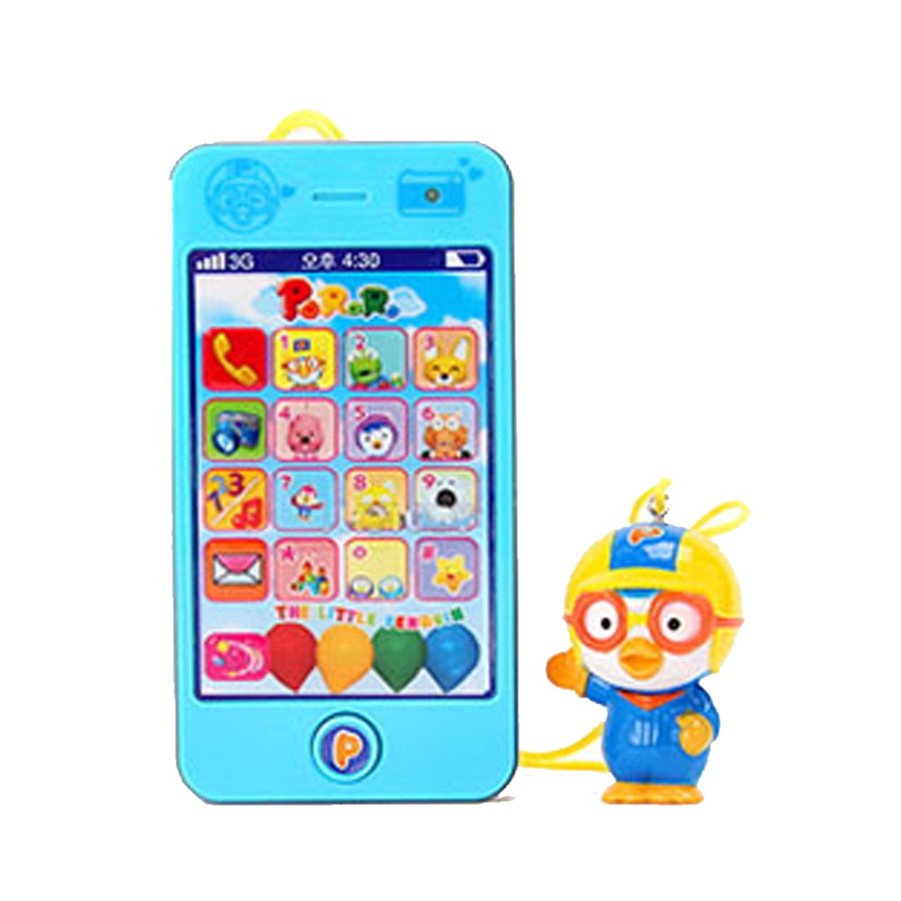 Pororo Smartphone Toy Baby Mobiles Toy Cell Phone