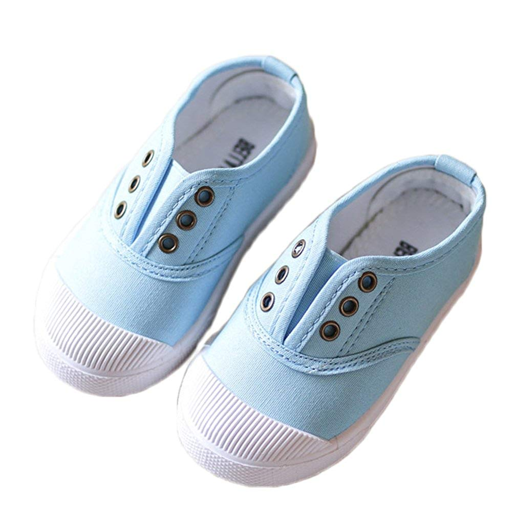 Bakerdani 2017 Style Fashion Childrens Casual Flat Walking Shoes for Little Boys Girls Kids Cute
