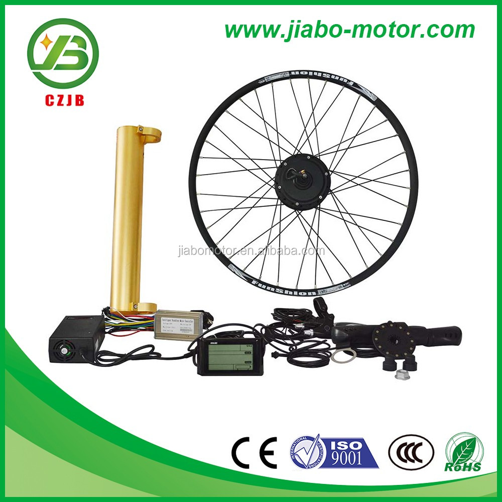 CZJB JB-92C brushless rear drive hub motor gear bicycle engine and electric bike diy kit