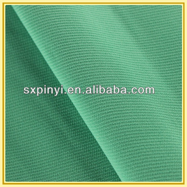 2015 Wholesale Fabric 98polyester 2spandex fabric In China Textile