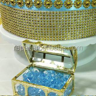 Gold Treasure Chest Favors Decorative Favors LIttle Prince Or Royal Prince  Baby Shower Theme And Decorations