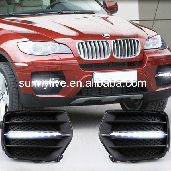 Bmw X6 Prijs: 2010-2012 Jaar Voor Bmw X6 E71 Led-dagrijlicht