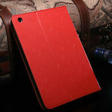deluxe bling genuine leather smart cover case for ipad mini
