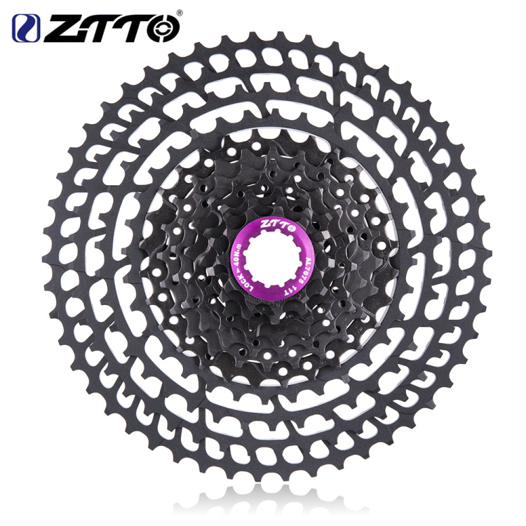 ZTTO MTB 11Speed SLR Cassette 11-50T 11s Wide Ratio