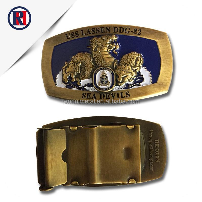 Professional Manufacturers 2D/3D design belt buckle for men and bulk belt buckle parts