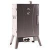 Hot selling gas bbq with smoker box with low price