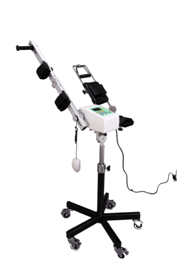 Physical rehabilitation equipment hand and shoulder CPM