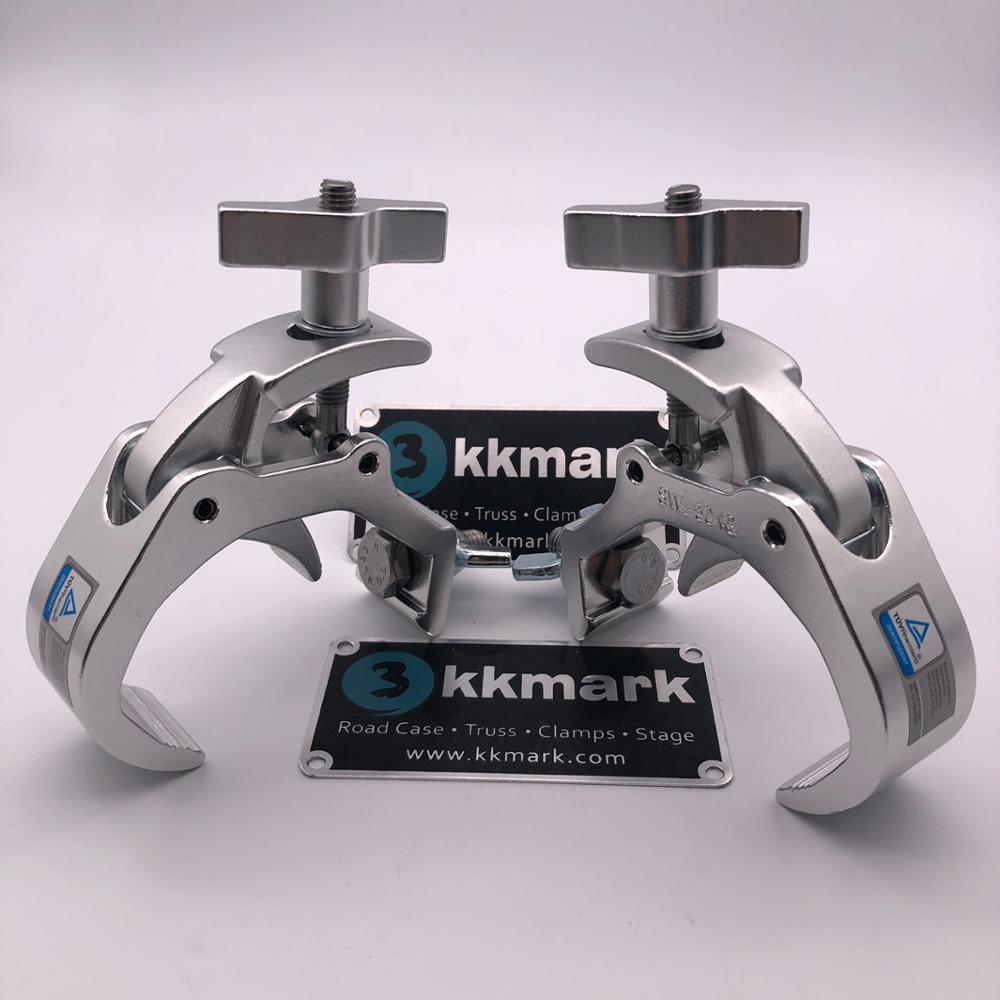 Kkmark Light Duty 50kg 50mm Tubing Low Profile Quick Release Rig Tuss Clamp  - Buy Quick Rig Clamp,Stage Light Pipe Clamp,Quick Release Clamp Product