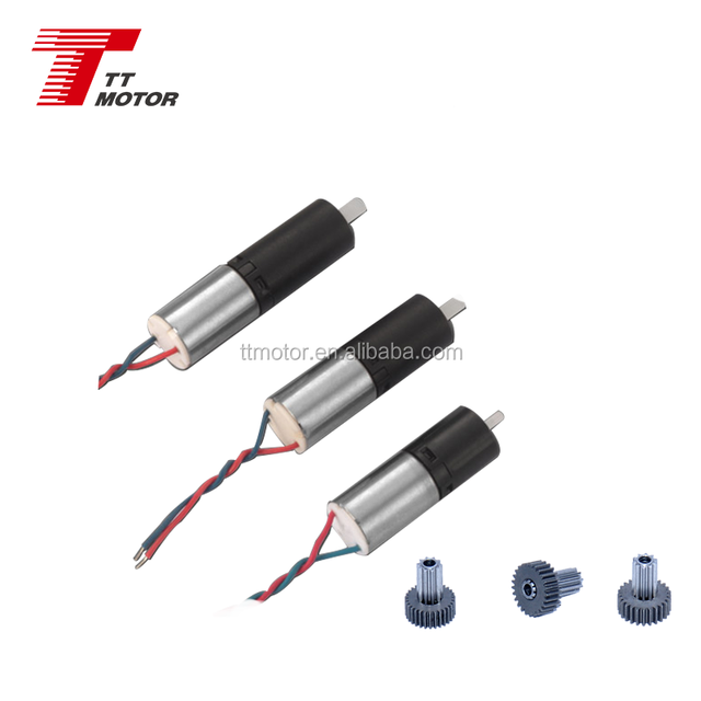 6mm micro coreless dc motor with planetary gearbox