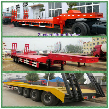 Manufacturing manufactory car semi-trailers