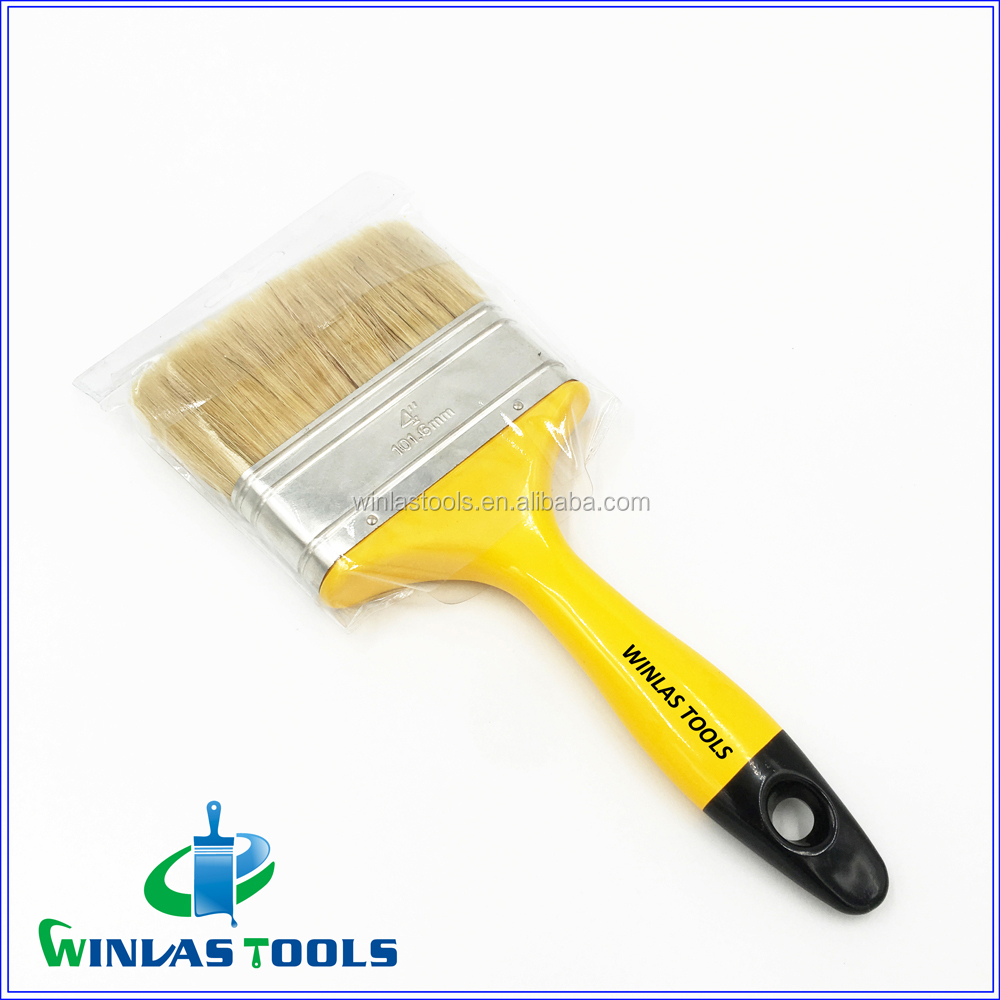 Foam Brush  Pack of 3  Wooden Handle Foam Brushes 720-3