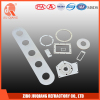 High pure refractory ceramic fiber textile gasket for Pizza Oven