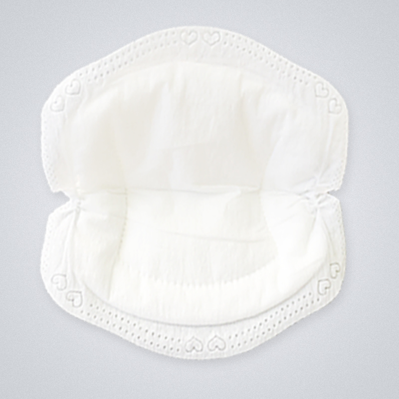 breathable absorbent  breast pads