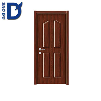 Melamine Classic Doors Commercial Wooden Entry Doors Concealed